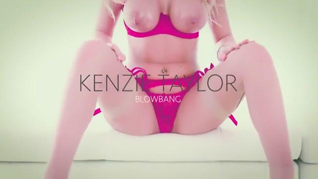 Kenzie Taylor - Blowbang Brunette milf teacher fuck student