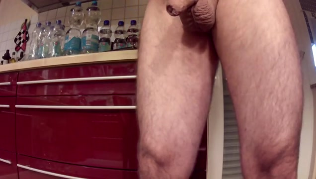slave has pain in his balls and cums after 14 days Big juggs cam