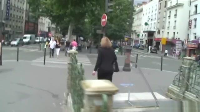 Francoise. Maman Pleine de Foutre Voyeur blow job clip