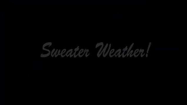 Sexy Milf Julia Ann Sweater Strip Tease & Solo! Husband shaved crotch