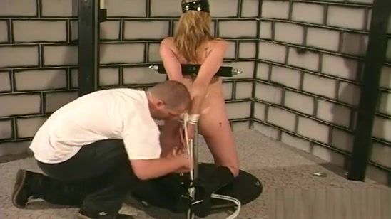 Tied Up And Compulsory To Endure Bdsm Act While Tied Up