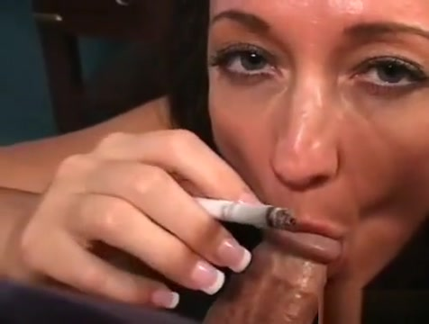 Mature Whore Blows A Lad While Smoking A Cigarette ebony chicks suck ebony dicks