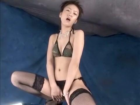 Hottest Japanese whore in Best Teens, Solo Female JAV movie
