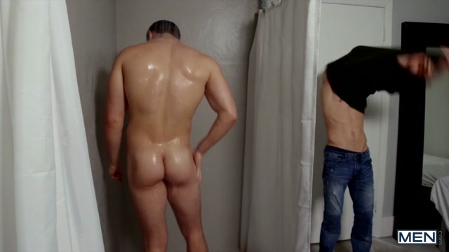 Axel Kane & Johnny Rapid in Johnnys Find - MenNetwork Italian dogging