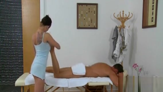 Mighty Chap Begins Fucking Right Inside Massage Saloon Big cum shot pussy