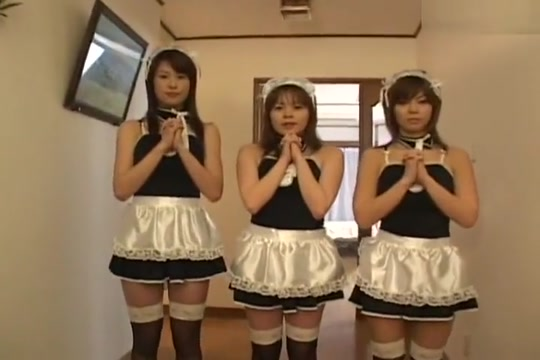 [99bb]Pretty Maid - Emiri Aoi, Mana Yuki, An Himeno white pussy black cocks movies