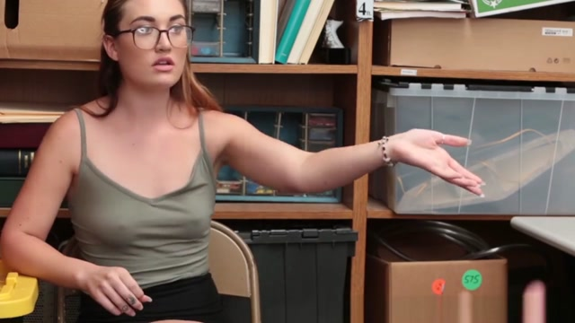 Teen Shoplifter Kate Monroe Pounded By Store Security new russian alice porn