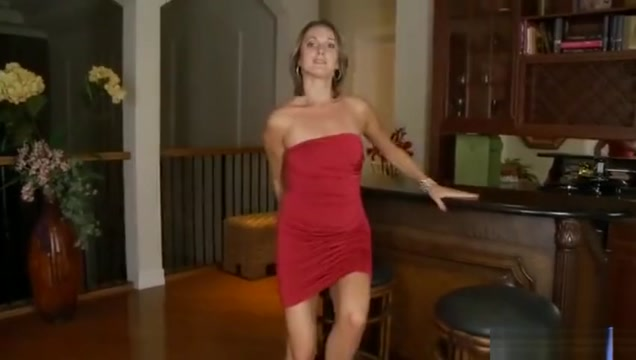 High Heeled Milf Toys Herself Free adult trailer clip