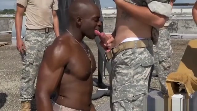 Military gay bjs small cock Staff Sergeant knows what is best for us. Milf in the park