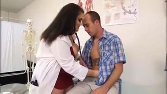 Busty Bbw Doctor Lisa Canon Feels Up Huge Cock Goan free sex video chat