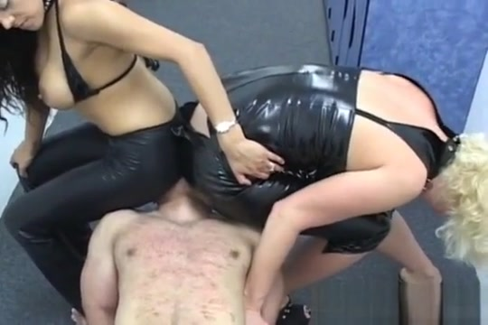 Hardcore Female Domination With Playgirl Smothering Her Stud