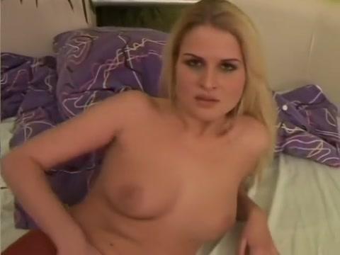 Blonde Euro Babe Fetishes