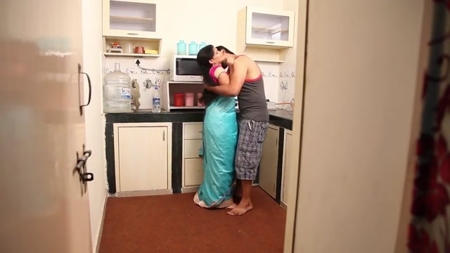 Anjali Aunty Romance With Husband in Kitchen Best videochat sites