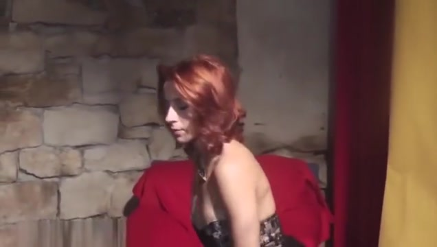 Horny redhead MILF gets fingered and fucked hard after lapdancing Britt bachelor 2020 hookup meme about bitches being friends