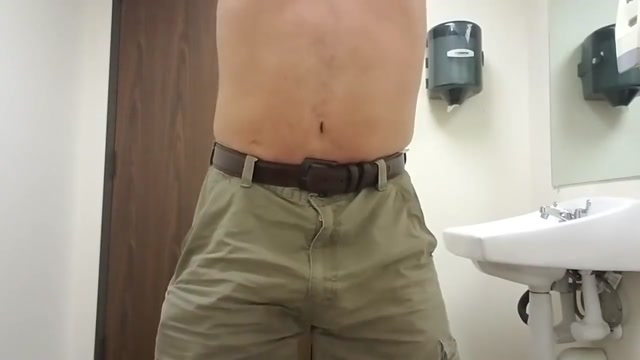 Horny, Strip Naked, Watching Porn in the Company Bathroom Romantic scavenger hunt ideas for adults