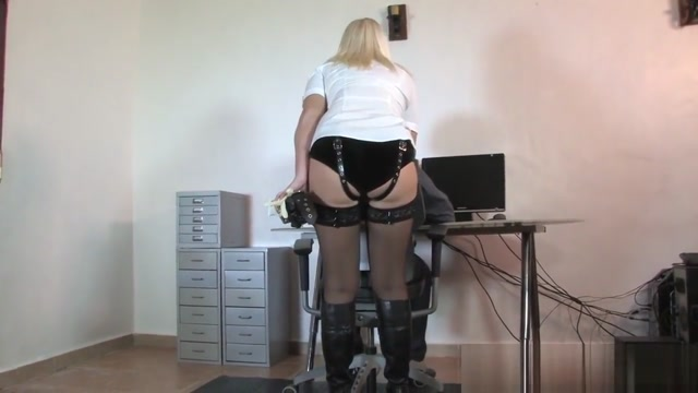 Mistress Heather - Anal Employee gay man old young