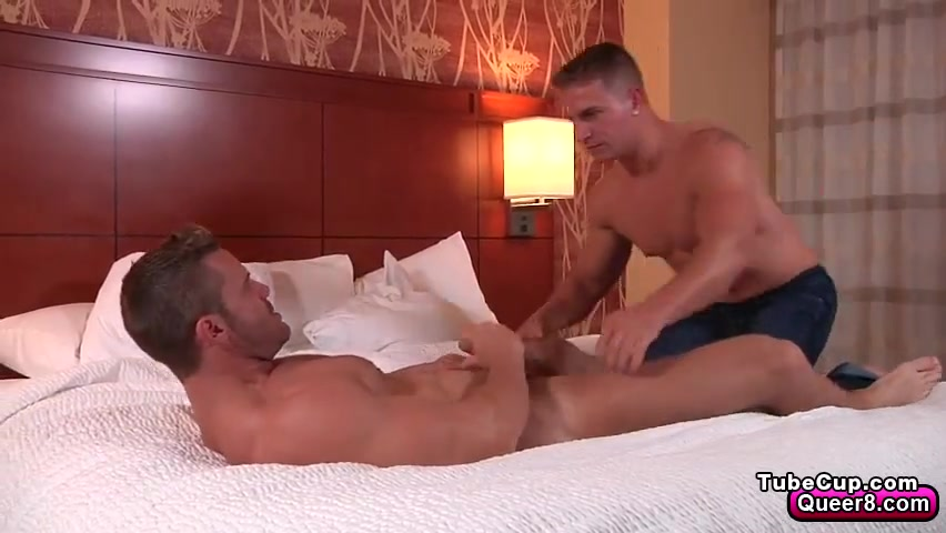 Landon Conrad and Logan Vaughn craving for each other. Kate tight tiny hot wet