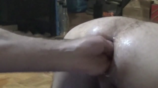Excellent sex scene homosexual Bareback craziest pretty one Love Creampie moist tight pussy stretches for cock