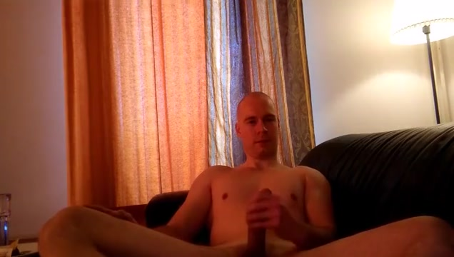 Jacking off and cumming on cam Verena pooth bing hot
