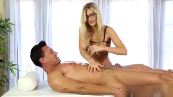 Hot Masseuse Amanda Tate In Glasses Facialed Under The Table Fuck me wife porn pornburst
