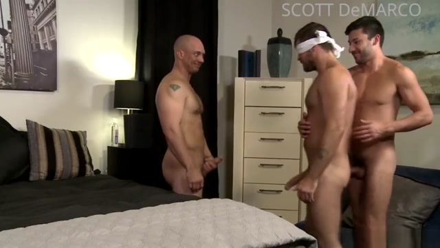 John Magnum, Scott DeMarco & Jack Andy Fake naked clebs