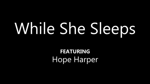 Hope Harper fucked hard near sleepy sister naked skinny light skinned girls