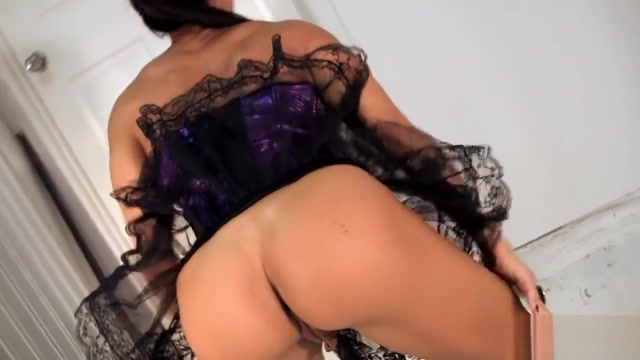 Denise Masino Purple Toy Masquerade