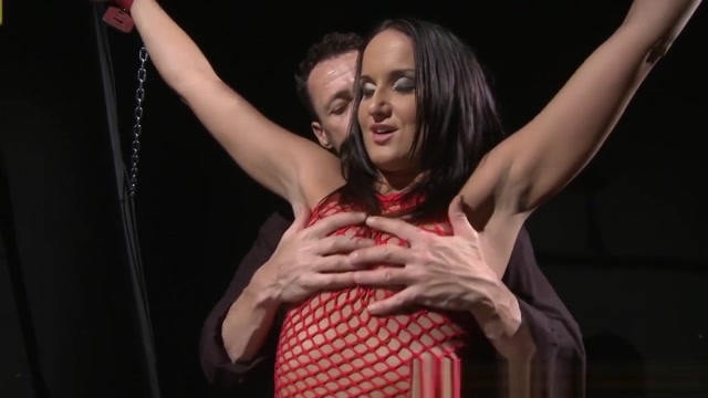 Euro Slave Bound And Dominated Over fuck my sister wet wet pussy