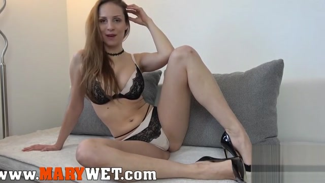 MARY WET - Blown and squirted cunt! Pregnant? Huge natural tits 80's