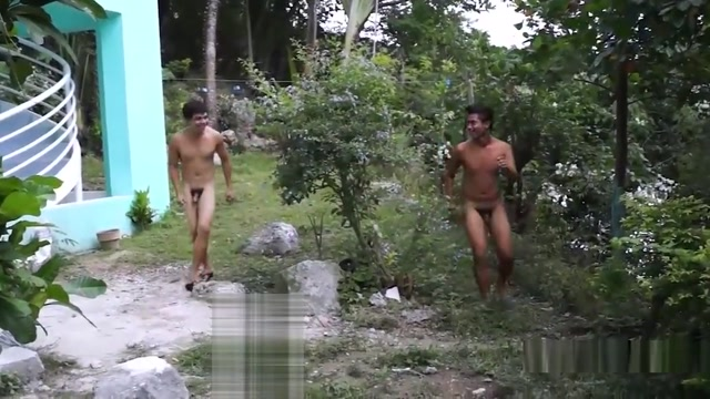 Asians Vahn and Josh Fuck Bareback Bhabhi ke boobs