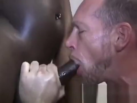 Black Attack Nudist slut suck penis and pissing