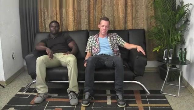 2 straight dudes gay for pay messing around Tila tequla boob slip