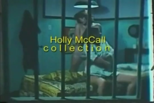 Vintage Holly McCall Collection Skinny ebony tranny