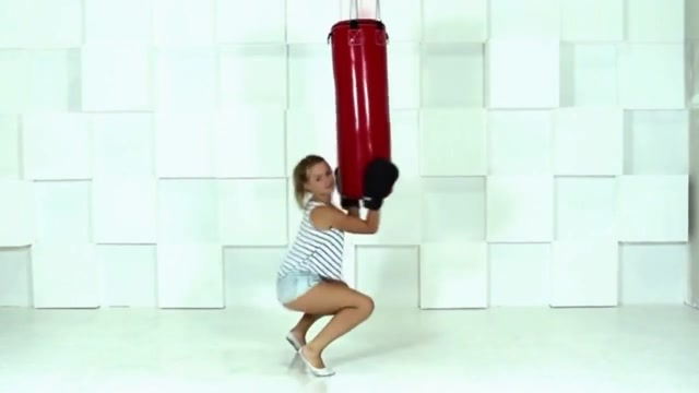 Fit boxing girl loves sports and sex Kiwi faves