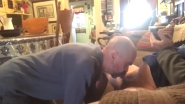 Me Giving the Cable Guy a 20 Minute Blowjob free antique xxx porn