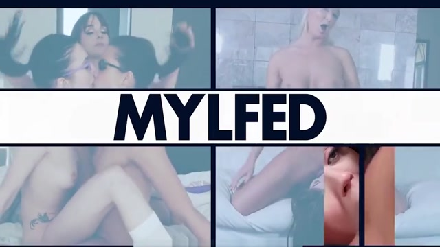 Mylfed - Hot Mature Milf Boss Seduces Young Empolyee FUCKING HOT - HM