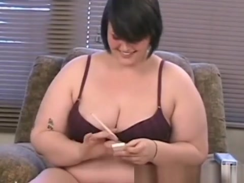 BBW smoker lights one up Shemale cock compilation tube