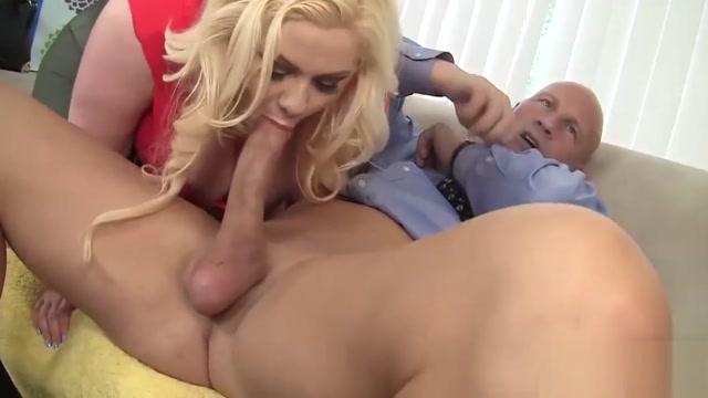 BBW Klaudia Kelly Mouth and Pussy Fucked