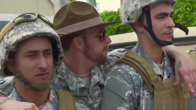 Jacksons muscular military mens penis hot gay blowjob with What month should i get married