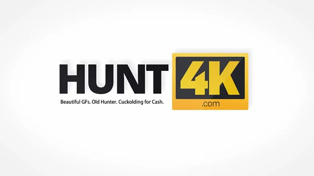 HUNT4K. Cash from hunters pocket is pretty enough for buying pussy