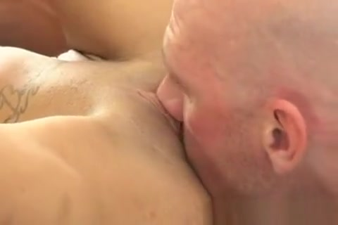 Very Hot Young Brunette With Luscious Boobs Slow Licked