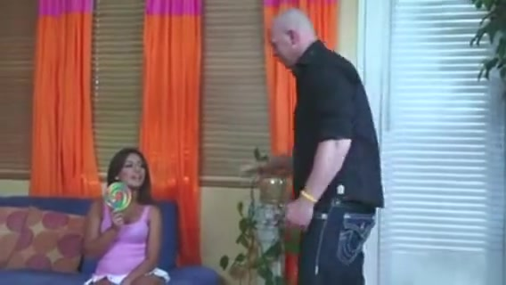 Jynx Maze Is A Very Promiscuous, Long Haired Brunette Teen anime girl masterbates with boy