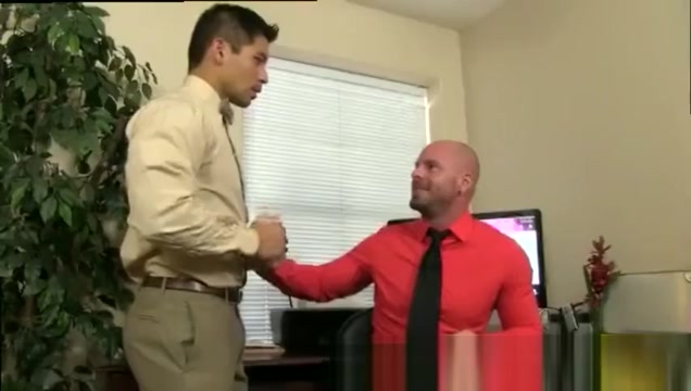 Devin older hunks with young nasty boy gay porn xxx naked Boss foot domination