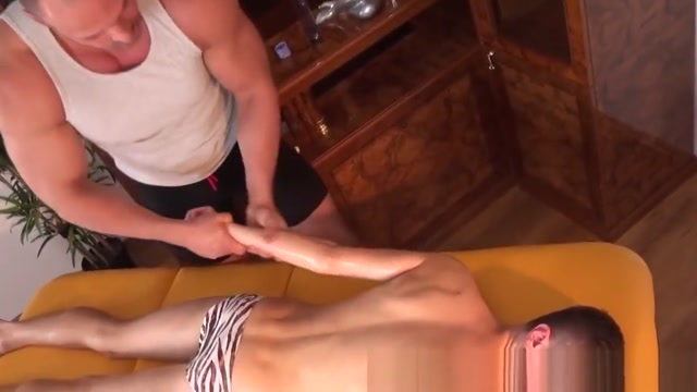 Stud masseur tugs on twinks huge dick sex positions for overweight