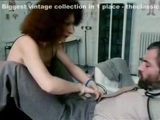 Richard Lemieuvre, Uschi Karnat, Catherine Greiner in classic sex movie