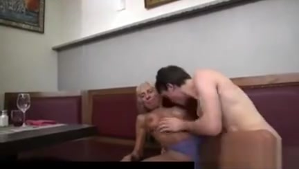 Foursome At The Restaurant father fucks daughter video