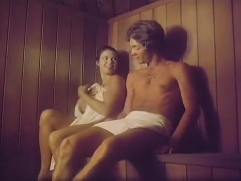 Vintage Sauna Massage Threesome We are not even dating