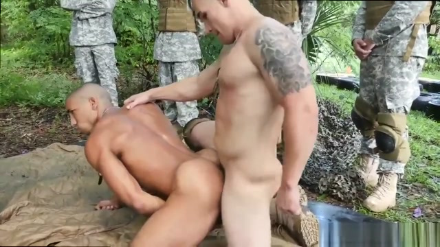 Free bareback military movie gay His yam-sized firm cock! Melina d hot massage
