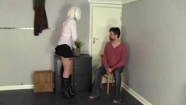 ballbusting punishment How long is the honeymoon period