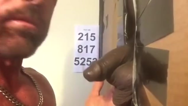 Black Bears Thick Cock Sucked At Philly Gloryhole Midget women anal porn women